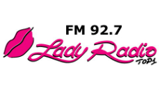 logo radio lady